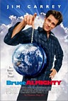 BRUCE ALMIGHTY starring Jim Carrey